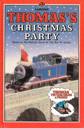 9780721410074: Thomas' Christmas Party (Thomas the Tank Engine & Friends)