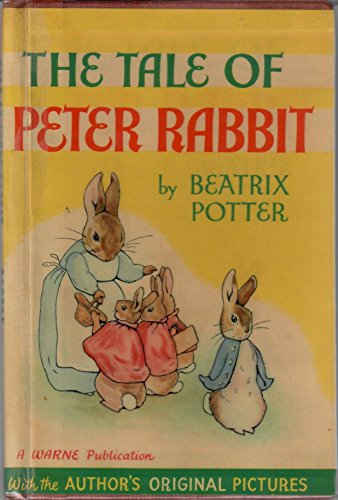 The Tale of Peter Rabbit: Beatrix Potter Adapted