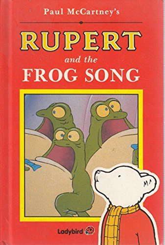 9780721410289: Paul McCartney's Rupert and the Frog Song (Book of the Film)