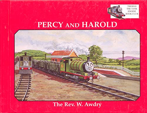 Thomas the Tank Engine and Friends. Percy and Harold, Percy Takes the Plunge