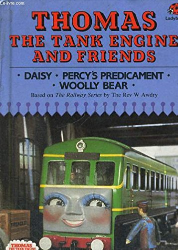9780721410326: Thomas the Tank Engine and Friends:Daisy-Percy's Predicament-Woolly Bear