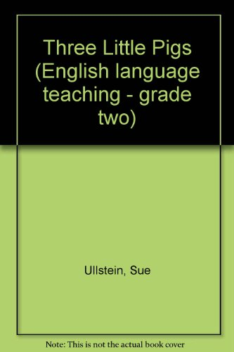 9780721410463: Three Little Pigs (English language teaching - grade two)