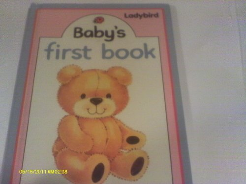 9780721410821: Baby's First Book