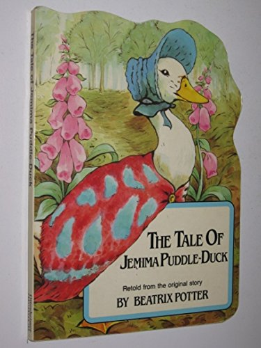 9780721410951: The Tale of Jemima Puddle-Duck (Beatrix Potter)