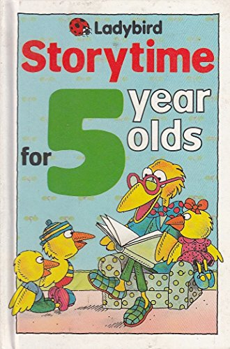 9780721410999: Storytime for 5 Year Olds (Ladybird Storytime)