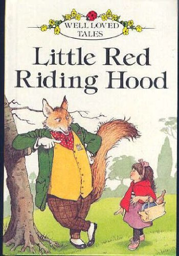 9780721411132: Little Red Riding Hood (Well-loved Tales)