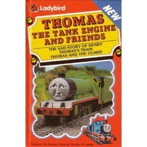 9780721411705: The Sad Story of Henry (Thomas the Tank Engine & Friends)