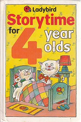 9780721411927: Storytime For 4 Year Olds (Ladybird storytime)