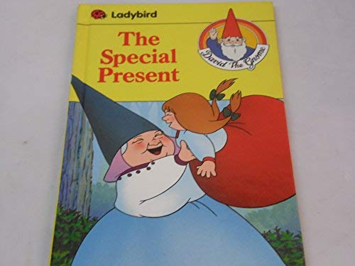 David the Gnome The Special Present: AINSWORTH Alison (adapted)