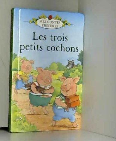9780721412696: Les Trois Petits Cochons