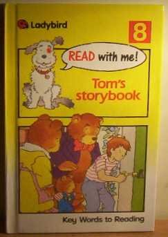 Tom's Storybook (Read with Me): Ladybird Books, W.