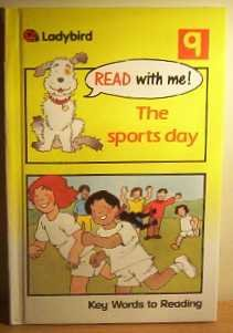 9780721413228: 09 Sports Day (Read with Me)