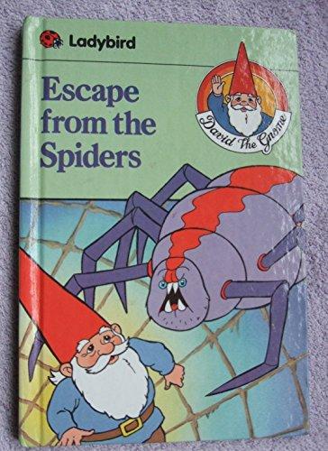 9780721413358: David the Gnome , Escape from the Spiders
