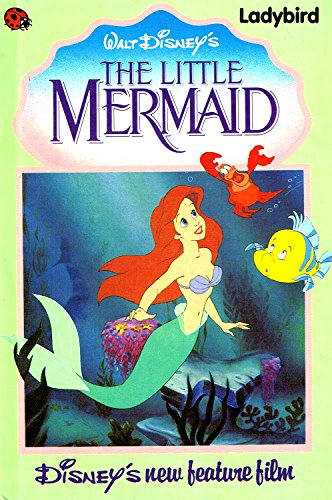 The Little Mermaid (Book of the Film): H.C. Andersen,Michael Usher