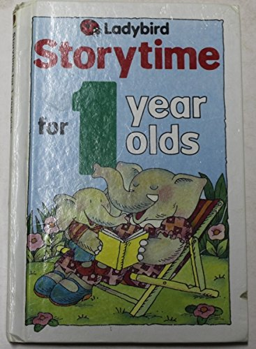 9780721414195: Storytime For 1 Year Olds (Ladybird storytime)