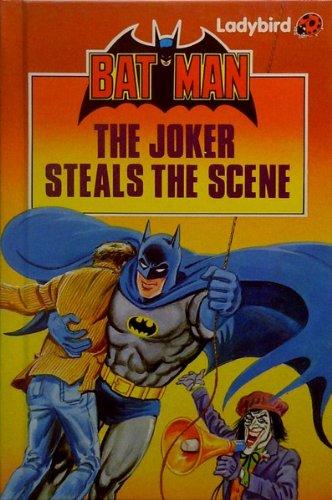 9780721414515: Batman: Joker Steals the Scene