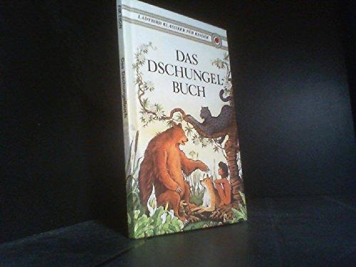 Dschungelbuch, Das (German Children's Classics) (German Edition): Kipling, Rudyard