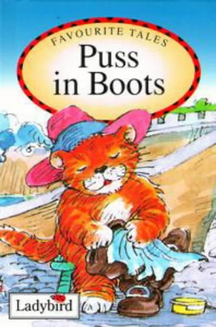 9780721415451: Puss in Boots (Favourite Tales)