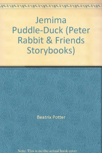 Jemima Puddle-Duck (Peter Rabbit and Friends Storybooks)