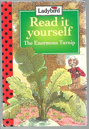 9780721415758: Level 1 Enormous Turnip (Read it Yourself - Level 6)