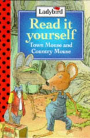 9780721415826: Level 3 Town Mouse And Country Mouse (Read It Yourself)