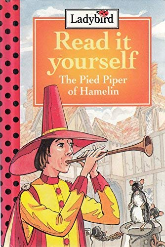 Level 4 Pied Piper (Read It Yourself) (072141592X) by Ladybird