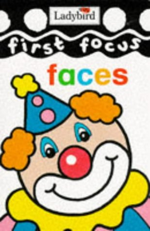 9780721415994: First Focus Faces (Baby's First Board Books)
