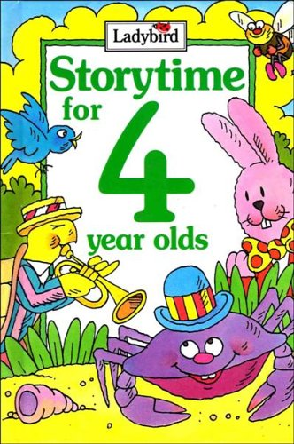 9780721416489: Storytime For Four Year Olds (Ladybird)