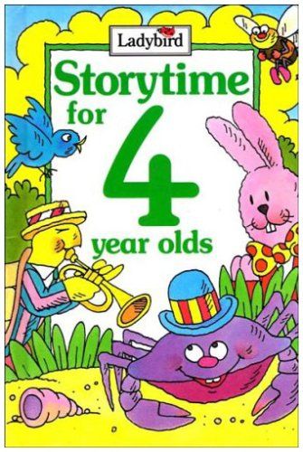 9780721416489: Storytime For 4 Year Olds