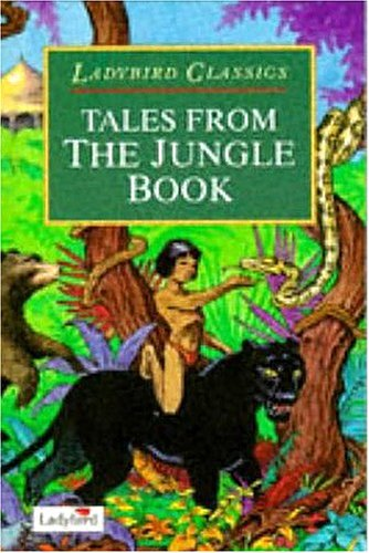 9780721416557: Tales from The Jungle Book (Ladybird Classics)