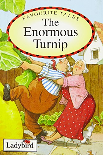 9780721416953: The Enormous Turnip (Favourite Tales)