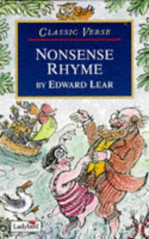 9780721417561: Title: NONSENSE RHYME (CLASSIC VERSE)