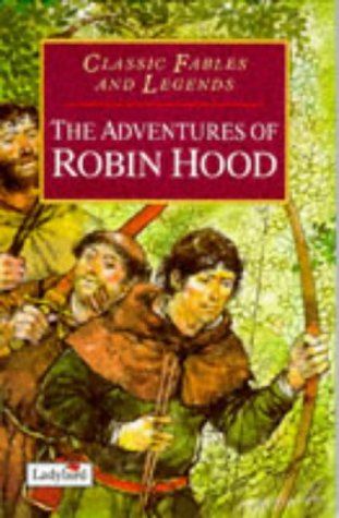 9780721417585: Adventures of Robin Hood (Classic Fables & Legends)