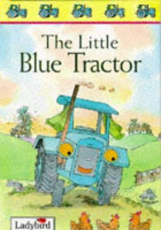 Little Blue Tractor (First Stories): Nicola Baxter