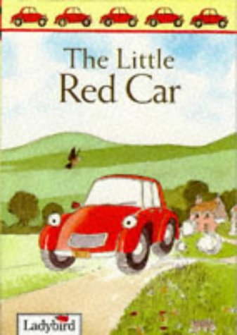 The Little Red Car (First Stories): Baxter, Nicola