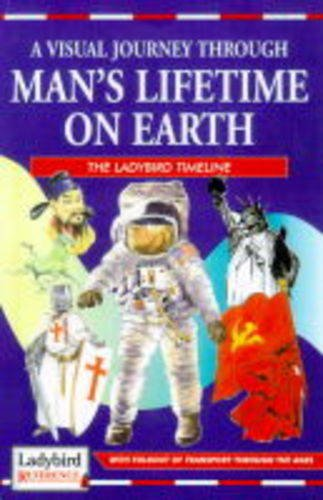 9780721418506: Man's Lifetime on Earth (Ladybird Reference S.) (English and Spanish Edition)