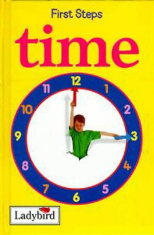9780721418780: Time (First Steps)