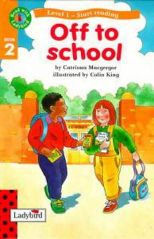 9780721418810: Read With Ladybird 02 Off To School