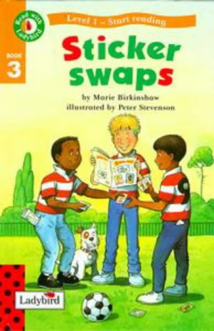 Read With Ladybird: Level 1 - Start: Birkinshaw, Marie; Stevenson,