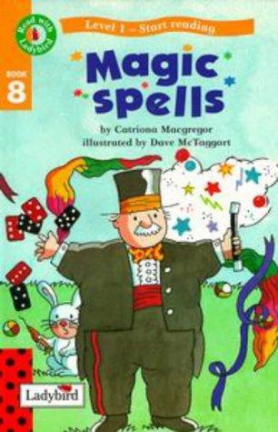 9780721418872: Read With Ladybird 08 Magic Spells