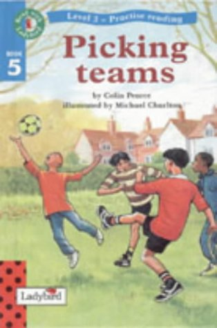 9780721419008: Picking Teams (Read with Ladybird) (English and Spanish Edition)