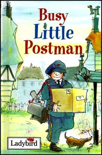 Little People Stories 01 Busy Little Postman: Ladybird