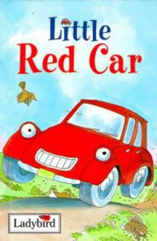 Little Red Car (Little Stories): Baxter, Nicola