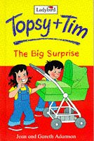 9780721419343: Topsy and Tim: The Big Surprise (Ladybird Topsy & Tim Storybooks)