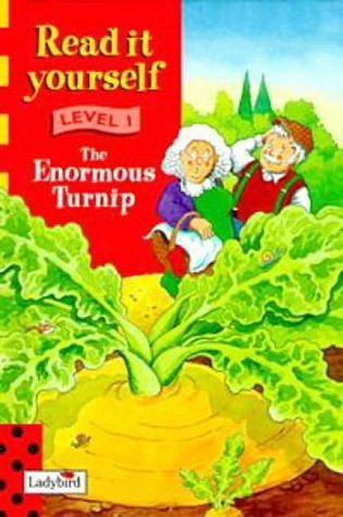 9780721419497: The Enormous Turnip (New Read it Yourself)