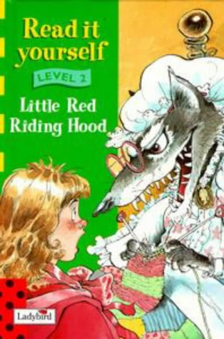 Little Red Riding Hood (New Read it Yourself) (0721419577) by David Parkins