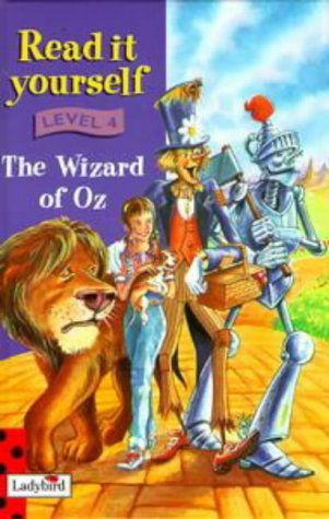 The Wizard of Oz (New Read it: L.Frank Baum