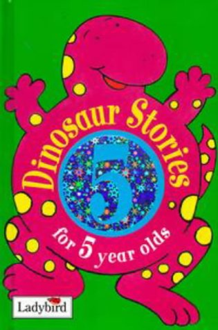 9780721419640: Dinosaur Stories for 5 Year Olds (Animal Funtime)