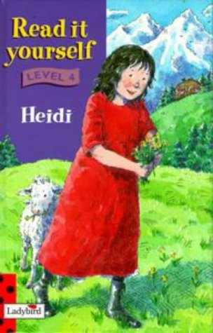 9780721419787: Heidi (New Read it Yourself)
