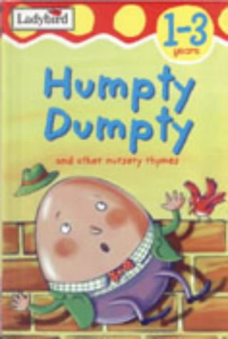 9780721420189: Toddler Rhymetime Humpty Dumpty